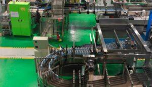 食品メーカー 生産レシピ制御システム